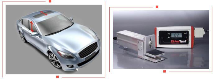 DT-FM200汽车防夹力系统