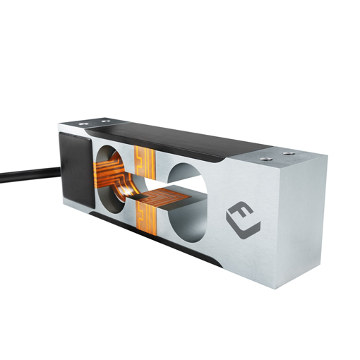 PA2系列称重传感器_PA2-300g微型单点传感器_德国富FLINTEC