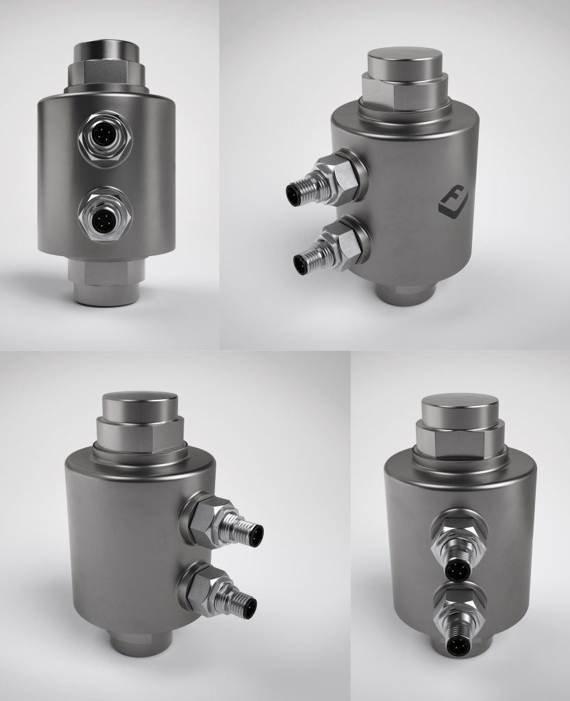 Flintec RC3D传感器,RC3称重传感器的现代化版本