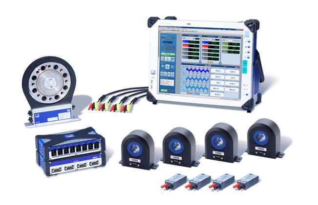 HBM eDrive 电机逆变器测试的革命性系统