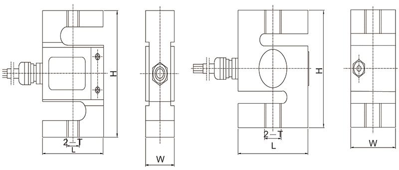 STSC称重传感器量程(50kg~5t)Ai Logics