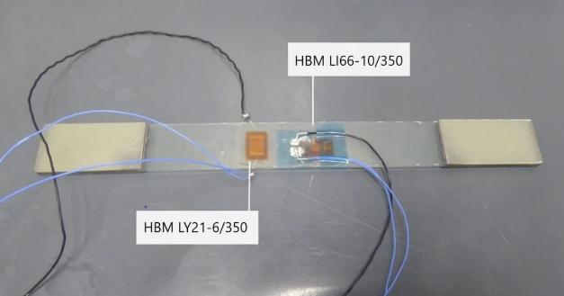 复合材料应力测试——埋入式与常规应变片的比较研究