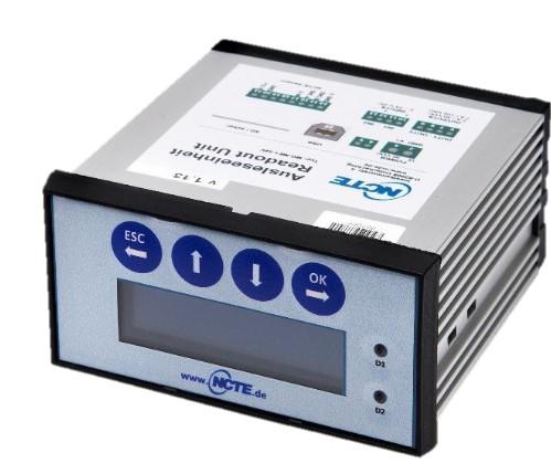 NCTE配套数显仪表/控制仪表-NCTE AG传感器