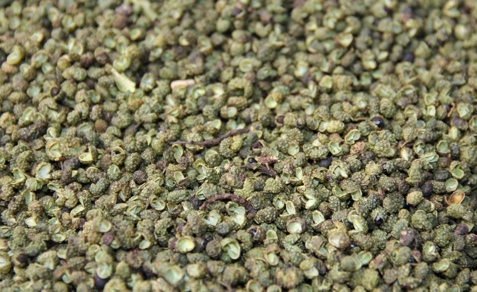 青红花椒传统晒干和烘干的区别