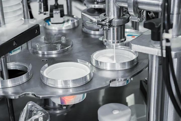 满足食品和制药工业对称重设备的要求