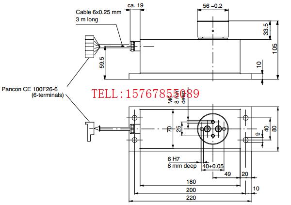 PW18C3/H1产品尺寸