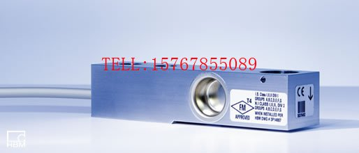 【德国HBM】HLCB2C3/2.2T称重传感器